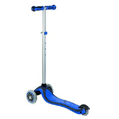 Globber My Free Trottinette 3 Roues Bleu/Gris