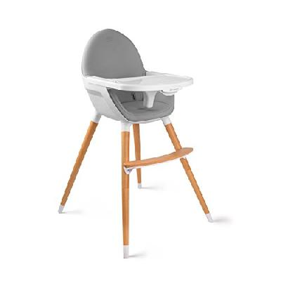 Kinderkraft FINI Chaise Haute Bebe 2 En 1