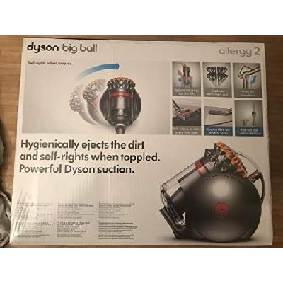 Dyson big Ball Allergy 2 Aspirateur sans Sac, 600 W