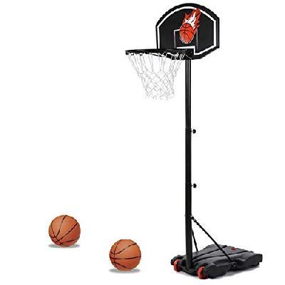 e02e5fd38afa2 IDMarket - Panier de Basket sur Pied Hauteur réglable