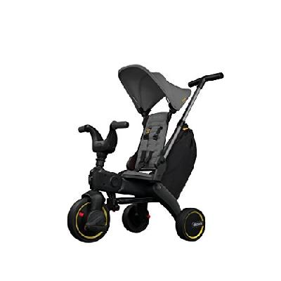 Liki Trike by Doona SP530-99-030-005 S3 Tricycle Gris