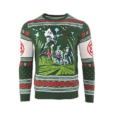 Star Wars Pull De Noel Battle of Endor Unisexe - XL