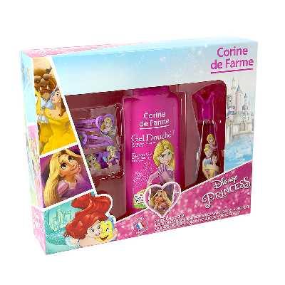 Coffret Eau de toilette Princesses Disney