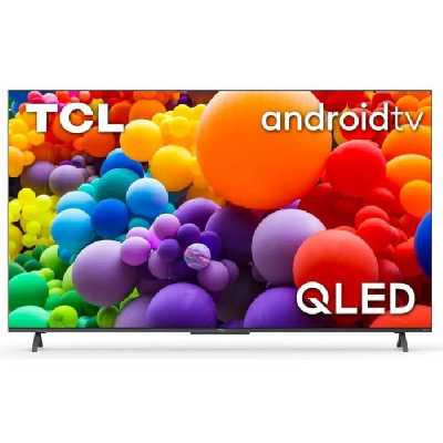 TCL TV 50C721 - TV QLED UHD 4K - 50- (127cm) - Dolby Vision - Android TV - son Dolby Atm