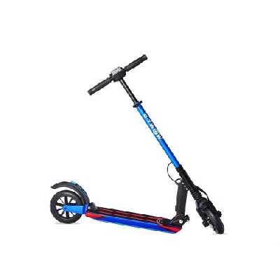 E-Twow S2 Booster Plus - Trottinette électrique - Bleu - Trottinette électriques