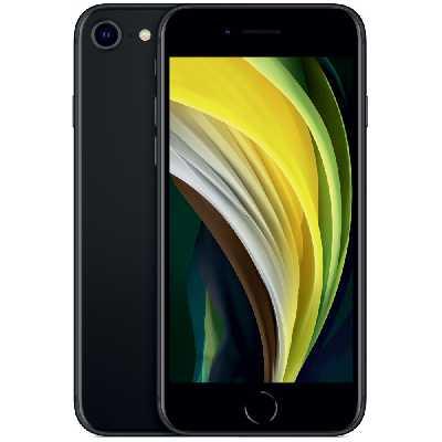 Apple iPhone SE - 256 Go - Noir