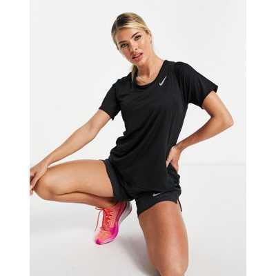 Nike Running - Dry-FIT - Top de course - Noir
