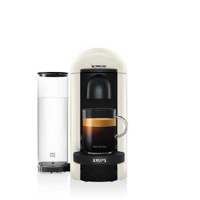Cafetière à capsules Nespresso Vertuo Plus YY3916FD 1,2L Ivoire