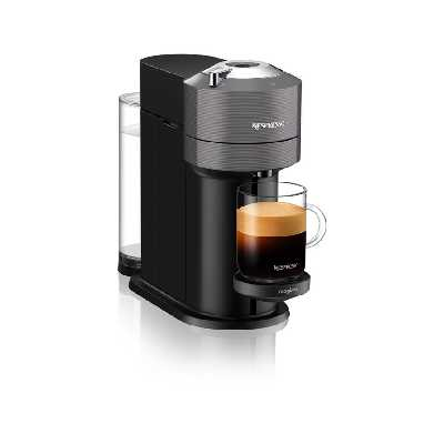 Cafetière à capsules Nespresso Vertuo Next 11707 1,1L Anthracite