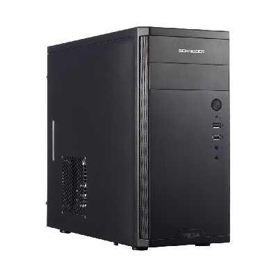 Schneider Fractal Design Core 1100 - Intel Core i3