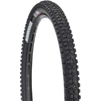 Pneu vélo VTT Maxxis Aggressor - 27.5x2.50 (63-584) - Noir - Tubeless Ready