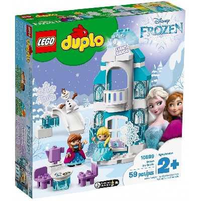 LEGO Duplo - Le château de la Reine des neiges - 10899
