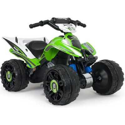 INJUSA Quad Kawasaki 12V - Quad Electrique enfant