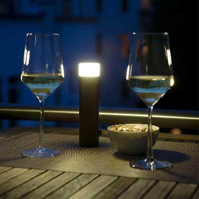 Lampe poche batterie LED lampe d'ext. Paul Basic