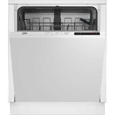 Lave-vaisselle encastrable BEKO LVI72F - 13 couverts - Moteur ProSmart Inverter - Largeur 60 cm