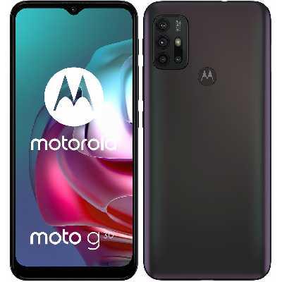Motorola Moto G30 - 4/128 Go - Perle foncée