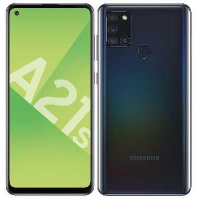 Samsung A21s - 32 Go - Noir prismatique