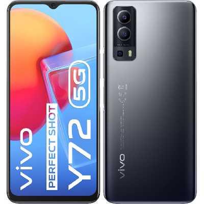 Vivo Y72 5G - 128 Go - Noir