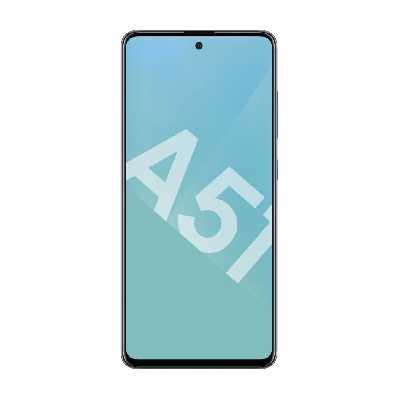 Smartphone Samsung Galaxy A51 Double SIM 128 Go Noir