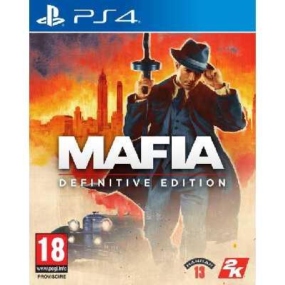 Mafia : Définitive Edition PS4