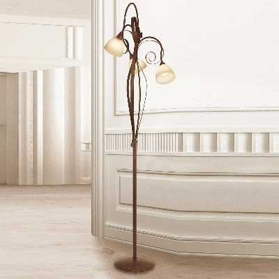 Lampadaire Francesco à 3 lampes