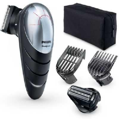 Philips - Se tondre les cheveux soi-même - QC5580