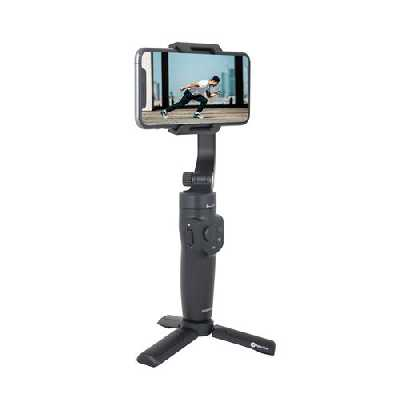 Stabilisateur FeiyuTech Vlog Pocket 2 pour smartphone Noir