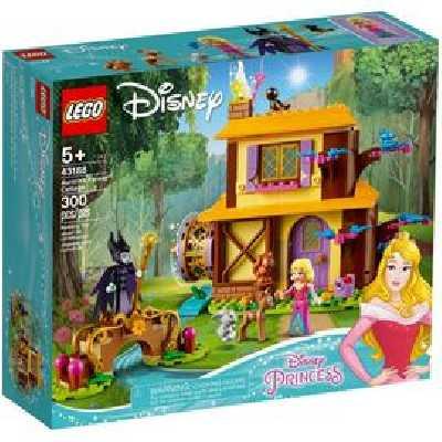 LEGO Disney - Le chalet dans la forêt d'Aurore - 43188