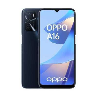 OPPO A16 Smartphone - 64 Go - Noir