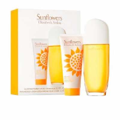 SUNFLOWERS COFFRET