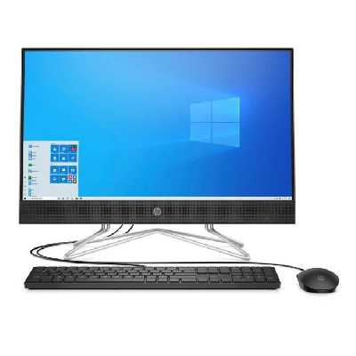 Ordinateur Tout-en-un - HP 24-df0137nf - 23,8-  - Core i3-1005G1 - RAM 8Go - Stockage 256Go - Wi