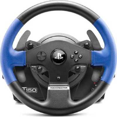 THRUSTMASTER Volant T150RS - PS3 / PS4 / PC / Fonctionne avec les jeux PS5*