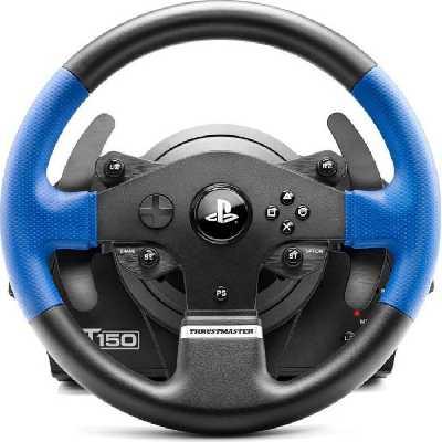 THRUSTMASTER Volant T150RS PRO - PS3 / PS4 / PC /  Fonctionne avec les jeux PS5*