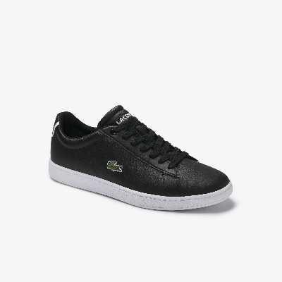 Lacoste Sneakers Carnaby Evo homme en cuir Taille 42.5 Noir
