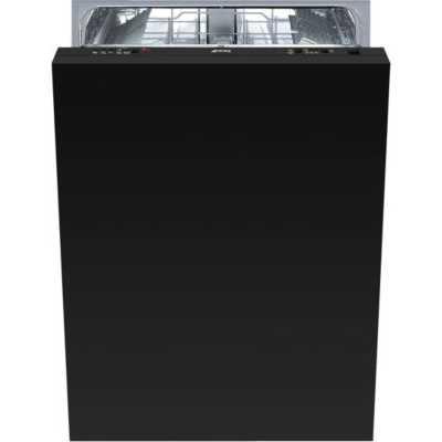 Lave vaisselle tout encastrable Smeg STL26123 hauteur 86cm