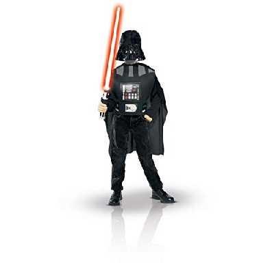 Rubie's-déguisement officiel - Star Wars- Costume Kit Blister Dark Vador- ST-5207
