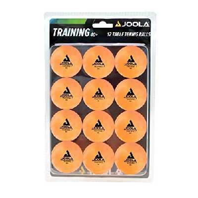 JOOLA TRAINING 40+ * 12 Balles de tennis de table