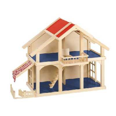 Goki - 51893 - Maison de Poupée - Véranda