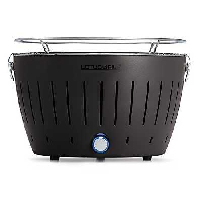 Lotus Grill Barbecue nomade Classic Gris/Anthracite