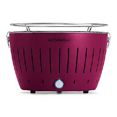 Lotus Grill Barbecue nomade Classic Prune 3, 35 x 26 x 23.4
