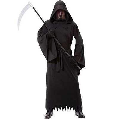 Christy's Amscan International 996203 Costume de Mort à partir de 3ans