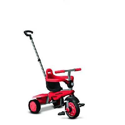 Smart Trike - Tricycle pour Enfant 609-0500- Rouge