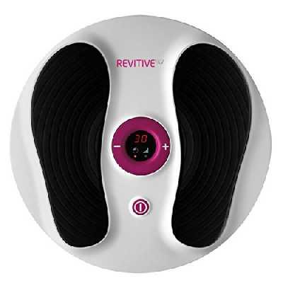 Revitive LV Circulation Booster – Convient en cas de jambes lourdes passagères