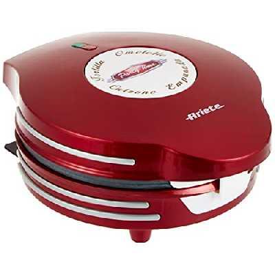 Ariete 182 Machine à Omelette, 700 W, Rouge