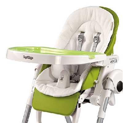 Peg Perego Y5BABYCUSH Coussin bébé Coussin réversible pour poussettes et chaises hautes