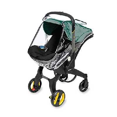 Simple Parenting–Plastique de pluie pour siège d'auto Doona Transparent