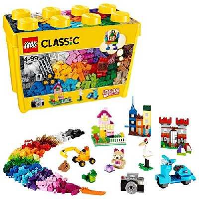 LEGO Boîte de Briques créatives Deluxe