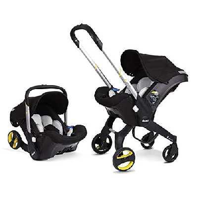 Doona Infant Car Seat Noir