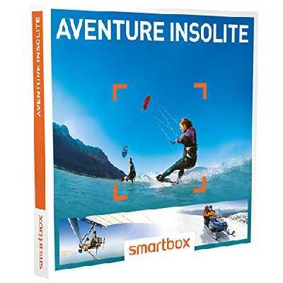 SMARTBOX - Coffret Cadeau - En couple, en famille ou entre amis - Cadeau original : 133 activités sportives et insolites pour 1 à 4 personnes