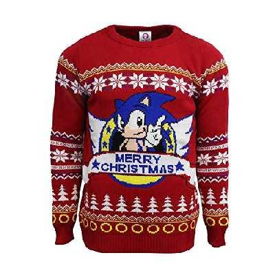 NUMSKULL Sonic Sweater, Sonique, S Mixte